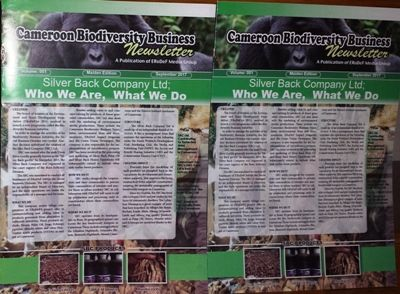 The Birth of Cameroon's Pioneer Biodiversity & Business Newsletter